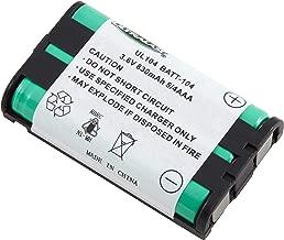 Best kx tg6500 battery Reviews