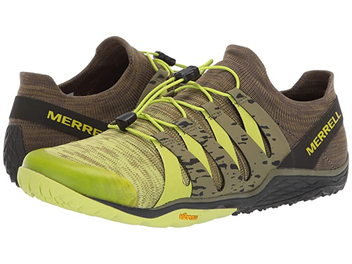 merrell trail glove 5 vs 3d live