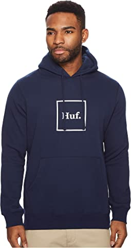 HUF - Outline Box Logo Pullover Hoodie
