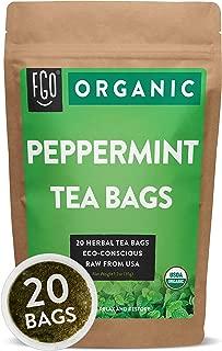 Best organic mint tea Reviews