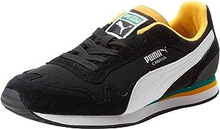 PUMA Cabana Mesh Sport Lace-Up Fashion Sneaker