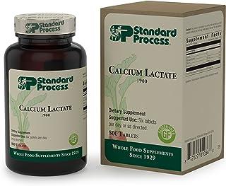 Standard Process Calcium Lactate 1900 SP (800 tablets)