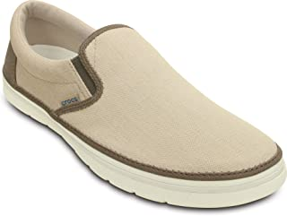 Crocs Men's Norlin Canvas Slip-On