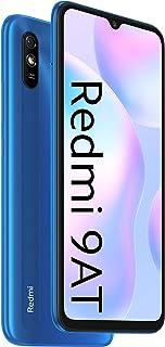 Xiaomi Redmi 9AT 2GB/32GB (UK Version + Official 2 year warranty), Sky Blue
