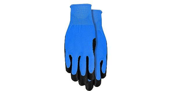 Blue Large MidWest 69A6BL-L-AZ-6 Work Gloves
