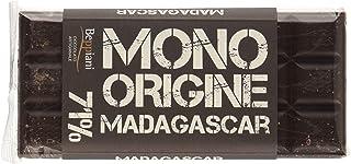 Beppiani – Tabletas de Chocolate Negro Extra 71% ORIGEN MADAGASCAR, Chocolate Artesanal – 500 g –Set de 5 tabletas – MADE IN ITALY