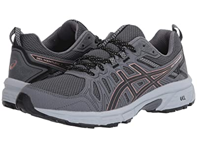ASICS GEL-Venture(r) 7 (Graphite Grey/Rose Gold) Women