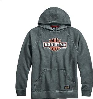Men's Genuine Classics Pullover Hoodie (Grey)