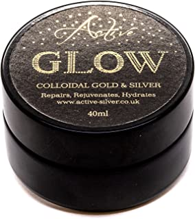 Colloidal Silver and Colloidal Gold Active Glow 40ml -