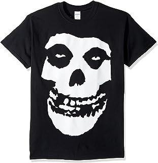 FEA Men's Misfits Classic Skull Logo T-Shirt