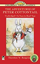 The Adventures of Peter Cottontail (Dover Children's Thrift Classics)
