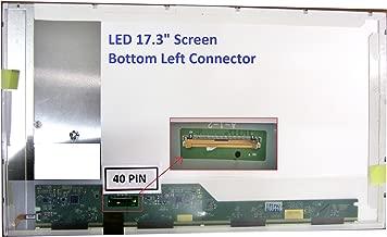HP PAVILION 17Z-E100 CTO Laptop Screen 17.3 LED BOTTOM LEFT WXGA++
