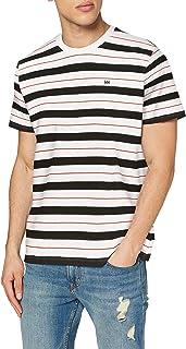 Lee Stripe Tee T-Shirt Uomo