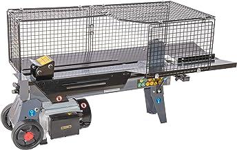STAHLMANN houtklover 7 ton, met traploos instelbare spleetweg tot 520 mm - CE gecertificeerd!