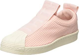 adidas Superstar Slip On Womens Sneakers Pink
