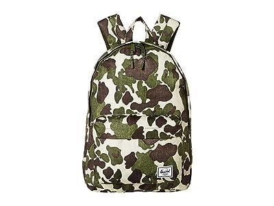 Herschel Supply Co. Classic (Frog Camo) Backpack Bags