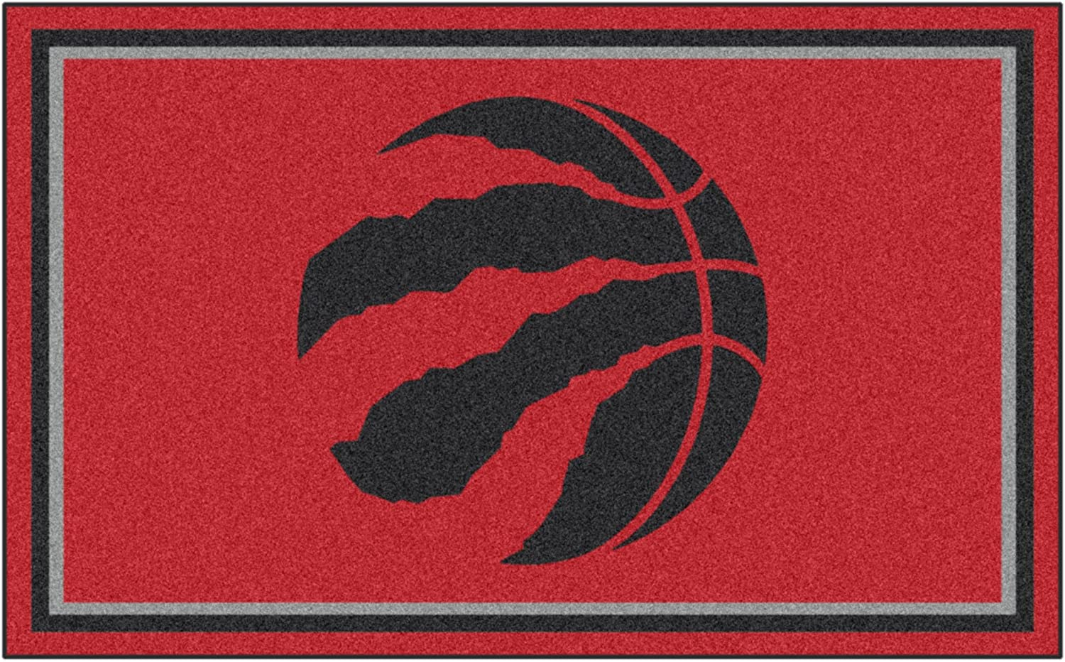 NBA - Toronto Raptors 4ft. Same day shipping x Limited Special Price Rug 6ft. Area Plush