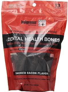 Indigenous Dental Health Bones Smoked Bacon Flavor