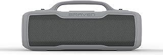Braven BRV-XL - Waterproof Speaker with 16 Hours of Playtime - Rugged - Grey