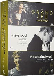 Coffret Aaron Sorkin 3 Films