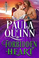 Forbidden Heart (Hearts of the Highlands Book 6) Kindle Edition