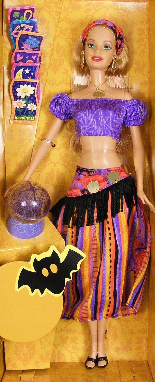 Barbie Halloween Fortune Fortune Teller doll Target Exclusive