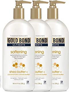 Sponsored Ad - Gold Bond Ultimate Softening Skin Therapy Lotion, With Shea Butter for Rough & Dry Skin, Softening, 42.0 Ou...