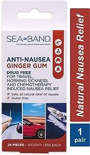 Best anti-nausea ginger gum pregnancy Reviews