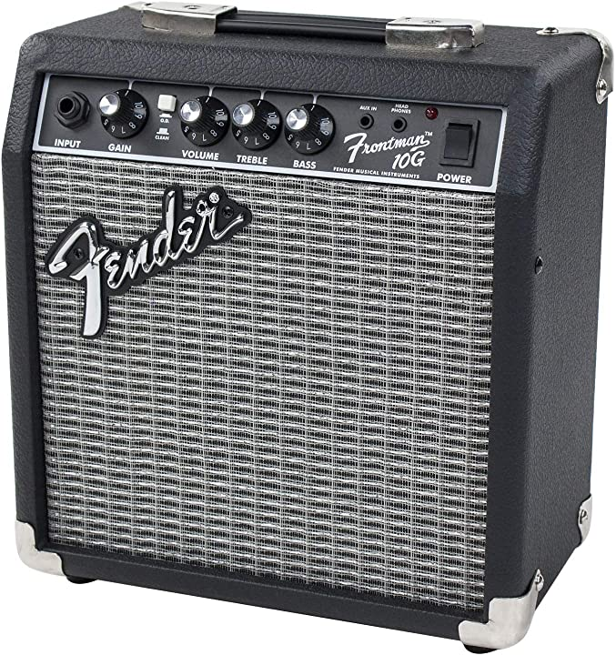 Amplificatore chitarra fender frontman 10g amplificatore per chitarra, 230v eur 2311006900