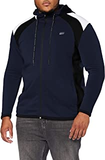 Jack & Jones Jconolan Sweat Zip Hood PS Sweatshirt à Capuche Homme