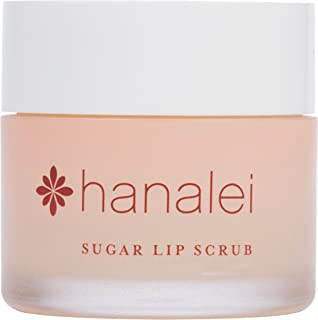 Hanalei(ハナレイ)リップスクラブ (22g)  US Maui Sugar Lip Scrub with Kukui Nut Oil by Hanalei Beauty Company (Cruelty-free) Net Weight 22g