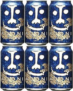 クラフトビール ヤッホーブルーイング インドの青鬼 インディア・ペールエール 缶 350ml×6本