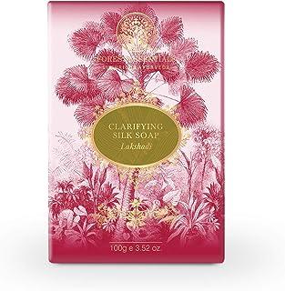 Forest Essentials Clarifying Silk Soap Lakshadi 100g