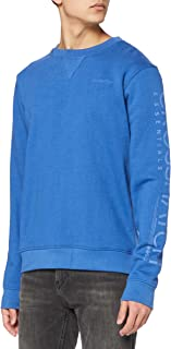 Crosshatch Men's Cruetime Sweatshirt