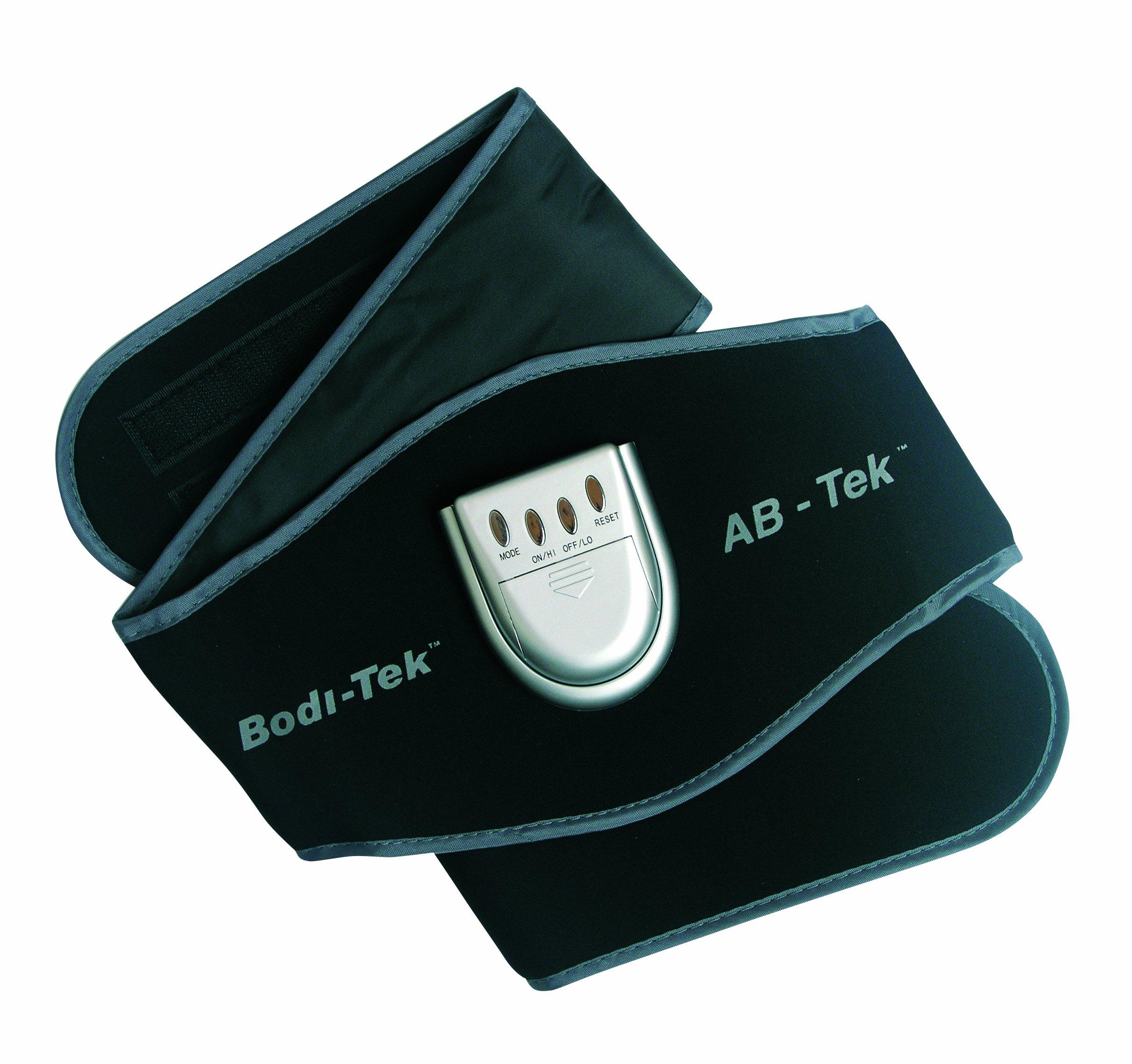 Bodi-Tek Unisex Abs Abdominal /& Arms Toning Belt