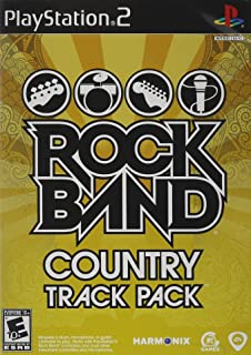 Rock Band: Country Track Pack - PS2