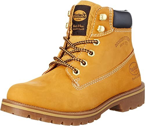 Dockers by Gerli Gerli Gerli Damen 35aa203 Combat Stiefel  Top-Marken verkaufen günstig