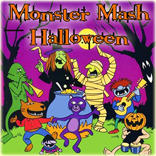 Monster Mash Haunted House By Monster Mash Halloween On Amazon Music Amazon Com