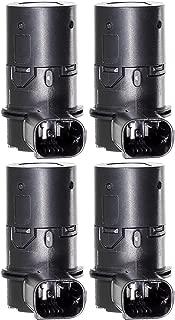APDTY 3F2Z15K859BA 4-Pack Park Assist Backup Reverse PDC Distance Sensor Fits Numerous Ford Lincoln Mercury Vehicles (Set of 4; Replaces 3F2Z-15K859-BA, 4F23-15K859-AA)