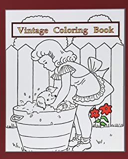 Best Vintage Coloring Books of 2020 - Top Rated & Reviewed