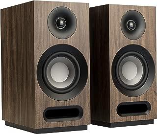 Jamo Studio Series S 803-WL Walnut Bookshelf Speakers - Pair