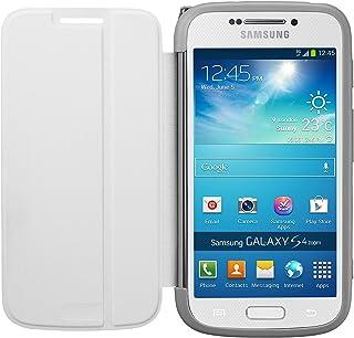 5cf75c65479 Samsung EF-GGS10FWEGWW - Carcasa para Samsung Galaxy S4 Zoom, blanco-  Versión Extranjera