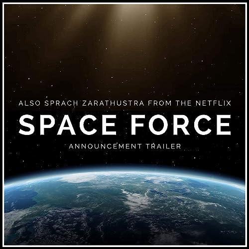 Space Force su Netflix