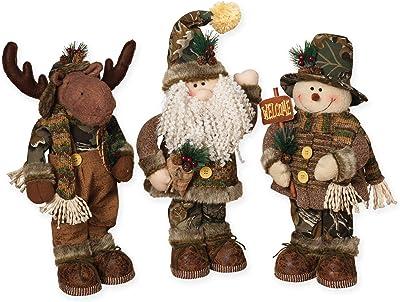 b44d1f61d933f Amazon.com  Blossom Bucket Sheep Figurines Bundle of 2 Items--Set of ...