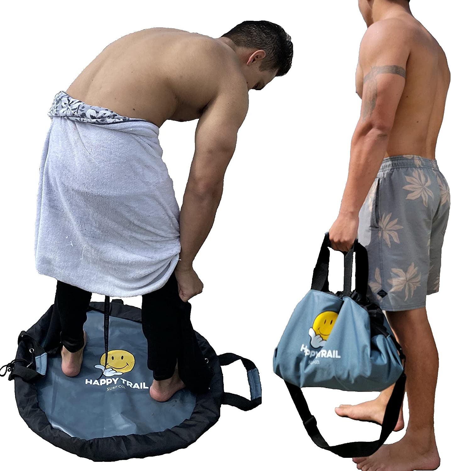 Surf Changing Mat | Dry-Bag for Wetsuits