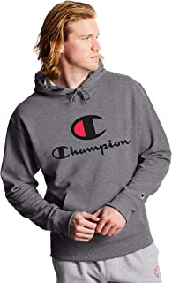 Champion Men's Powerblend Hooded Sweatshirt