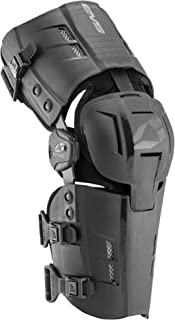 EVS Sports RS9 Left Knee Brace (Black, X-Large)