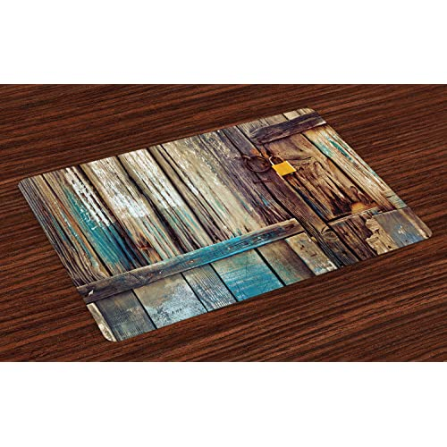 Country Style Placemats: Amazon.com