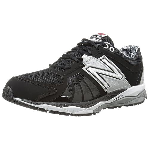 b2eb90ae46b New Balance Men s T1000 Turf Low Baseball Shoe