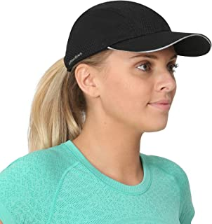 Race Day Performance Running Hat | The Lightweight, Quick Dry, Sport Cap for Women - 4 colors